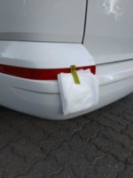 Towing Hitch And Parking Sensors | VW T6 Forum - The
