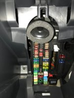 fuse box vw t6 forum the dedicated vw transporter t6 forum Volkswagen Instrument Cluster does anybody have fuse box layout map to see what is what from behind this bottle holder