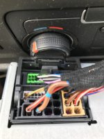 Head Unit    wiring    of multi block map or    diagram      VW T6 Forum  The Dedicated VW Transporter T6 Forum