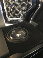 Alpine speaker upgrade and sub   VW T6 Forum - The Dedicated VW