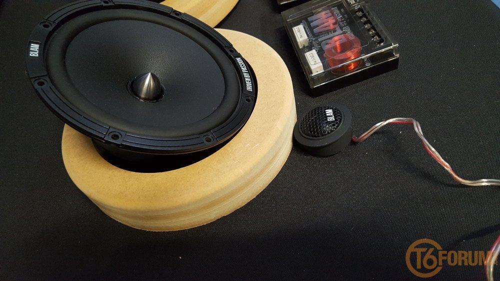 Speaker Upgrade packages    VW T6 Forum - The Dedicated VW